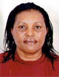 Lucie Kamau Team Leader