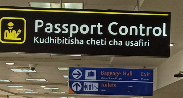 visa on arrival help nairobi airport