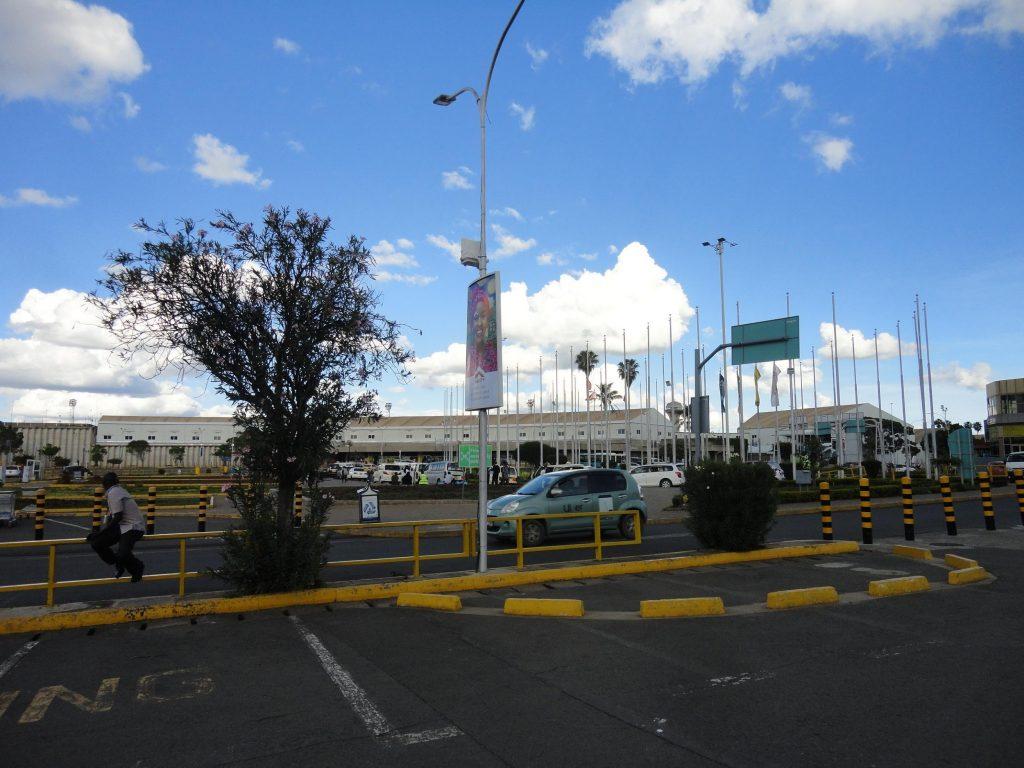 Departure Meet and Assist JKIA Nairobi