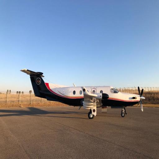 JKIA Private Charter Jet